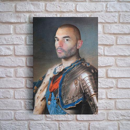 Toile Louis XV