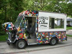 CookiesnCream Box Truck