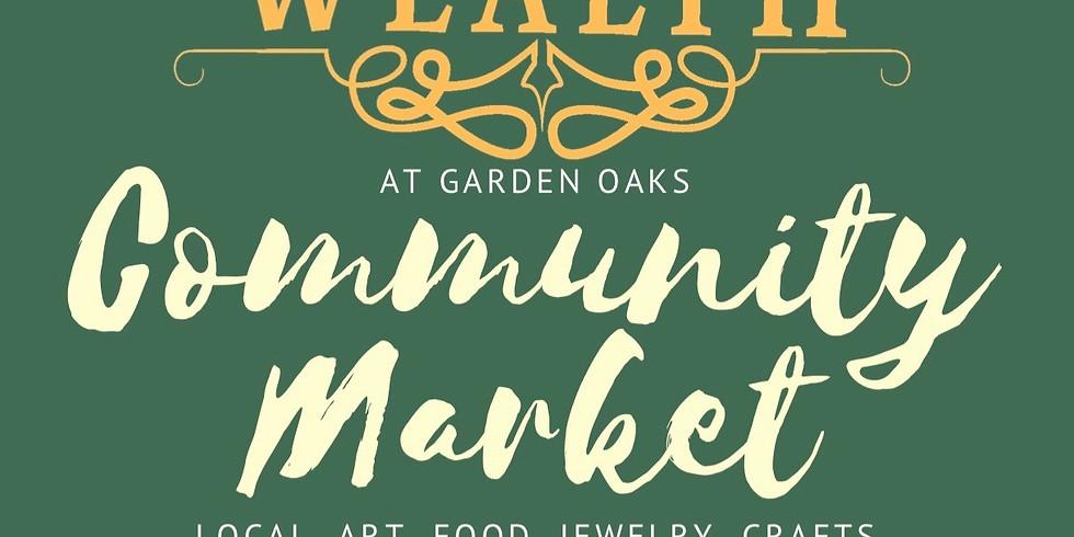 The Wealth at Garden Oaks Community Market