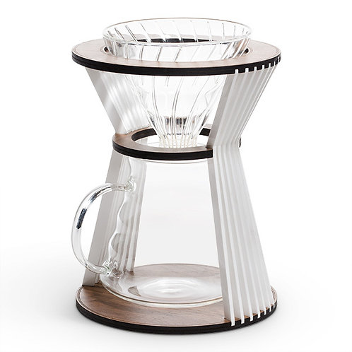 Classic Barista Pourover Coffee Stand