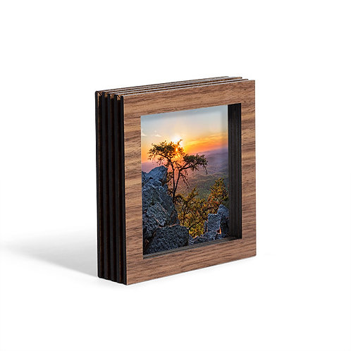 4 x 4 Silhouette Picture Frame