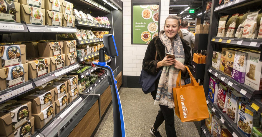 Projeto Robios em Supermercados