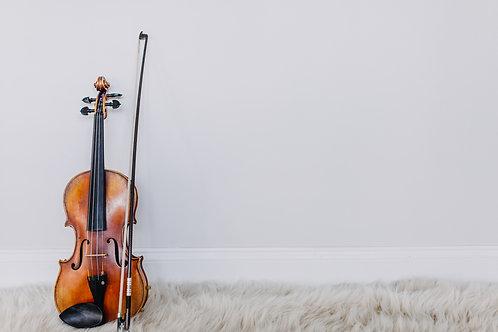 Thursdays 9:00 Violin/Viola