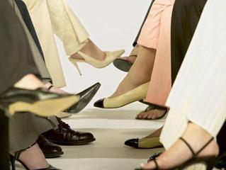 נזקי הסטילטו: אילו בעיות גורמות נעלי העקב?