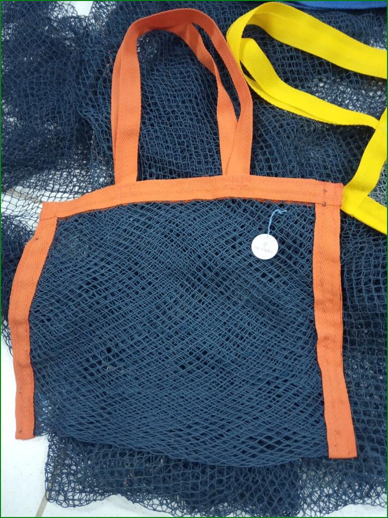 eco bag laranja