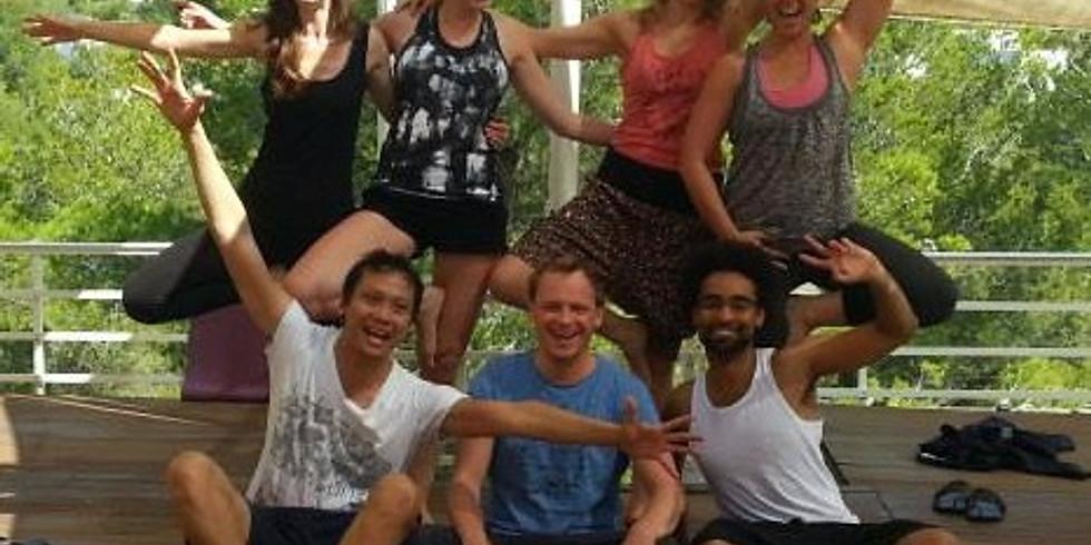 Awakening Shakti - Yoga Weekend Retreat 2020