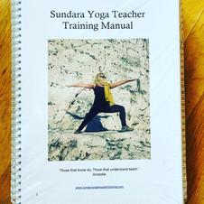 Yoga Teacher Training Manual UK