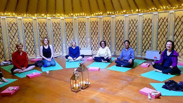 Luxurious Yoga Retreat in Lewes Tilton House
