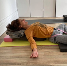 Yoga Teacher Training - Restorative Yoga