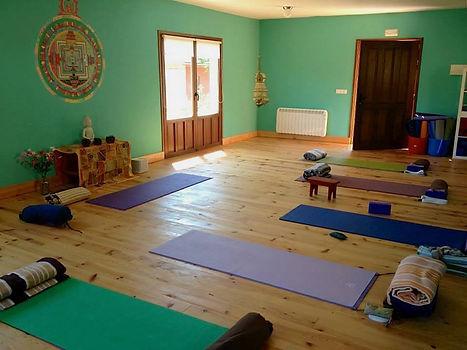 Yoga Hall Asturias