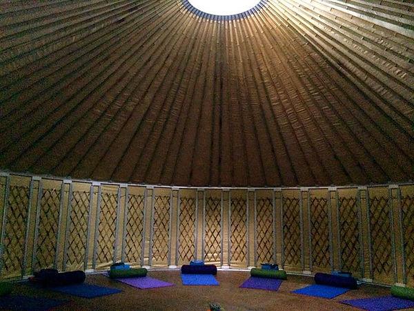 Yogahalle Tilton Hosue