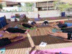 Ibiza Yoga Week with Claudia Steinhauser Yoga Teache