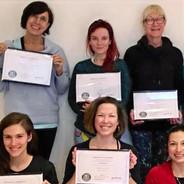 Yoga Teacher Graduates