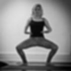 Claudia Steinhausr yoga elephant pose