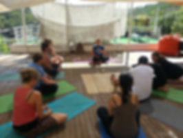 Yoga Group Ibiza Yoga