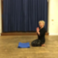 Claudia Steinhauser Yoga Teacher