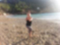 Beach Yoga Ibiza