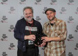 Todd Looby-Best Director VTXIFF 2013
