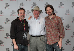 Ted, Walter, Jason