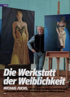 Michael Fuchs im News Magazin