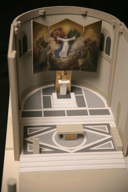 Altarraum Zürich