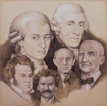 Sechs aus Österreich (Six Austrians Composers)