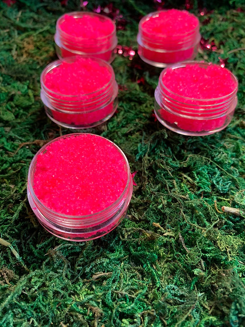 CBD sugar lip scrub (mini)