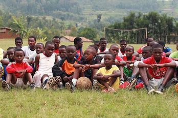 Rwanda la surface de réparation