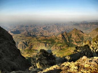 Ethiopie, histoire de famille