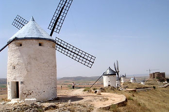 Los Quijotes de la Mancha