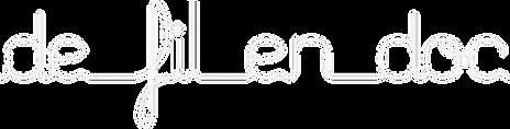 DE FIL EN DOC logo