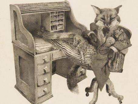 Art History to Know - Feature: Edgar Parker, Artist & Illustrator