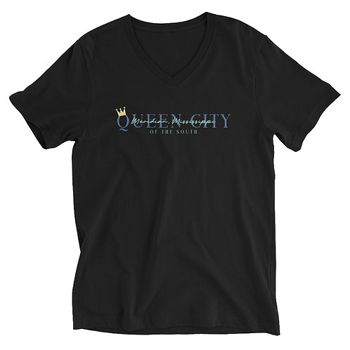 Queen City of the South - V-Neck