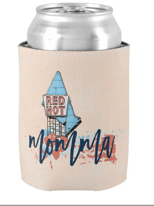 Red Hot Momma - Can Cooler