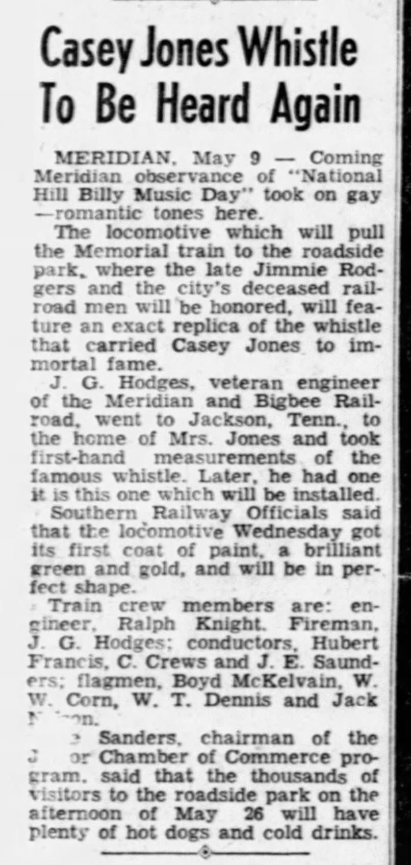 Meridian, Mississippi Railroad History