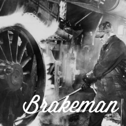 MRHS Founding Member - Brakeman