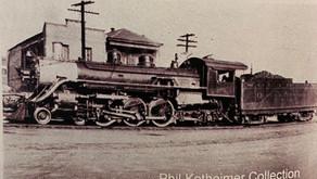 Locomotive #6977, Train #42 and The legacy of Engineer, Jim Jackson.