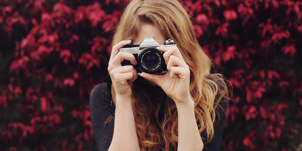 Индивидуальное обучение основам фотографии. Уровень 1