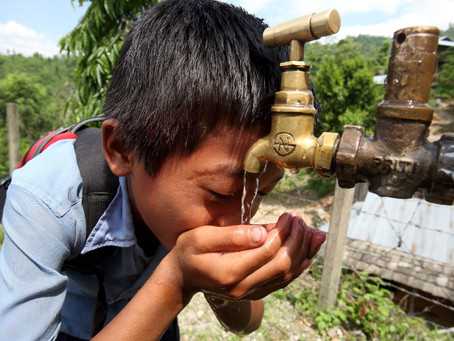 COVID-19 in drinking water;  is there a risk?