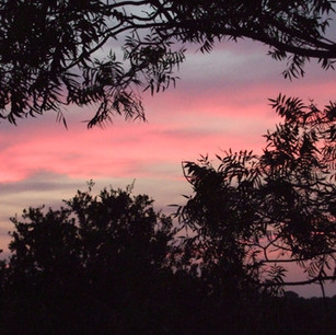 Wild Basin sunset .JPG
