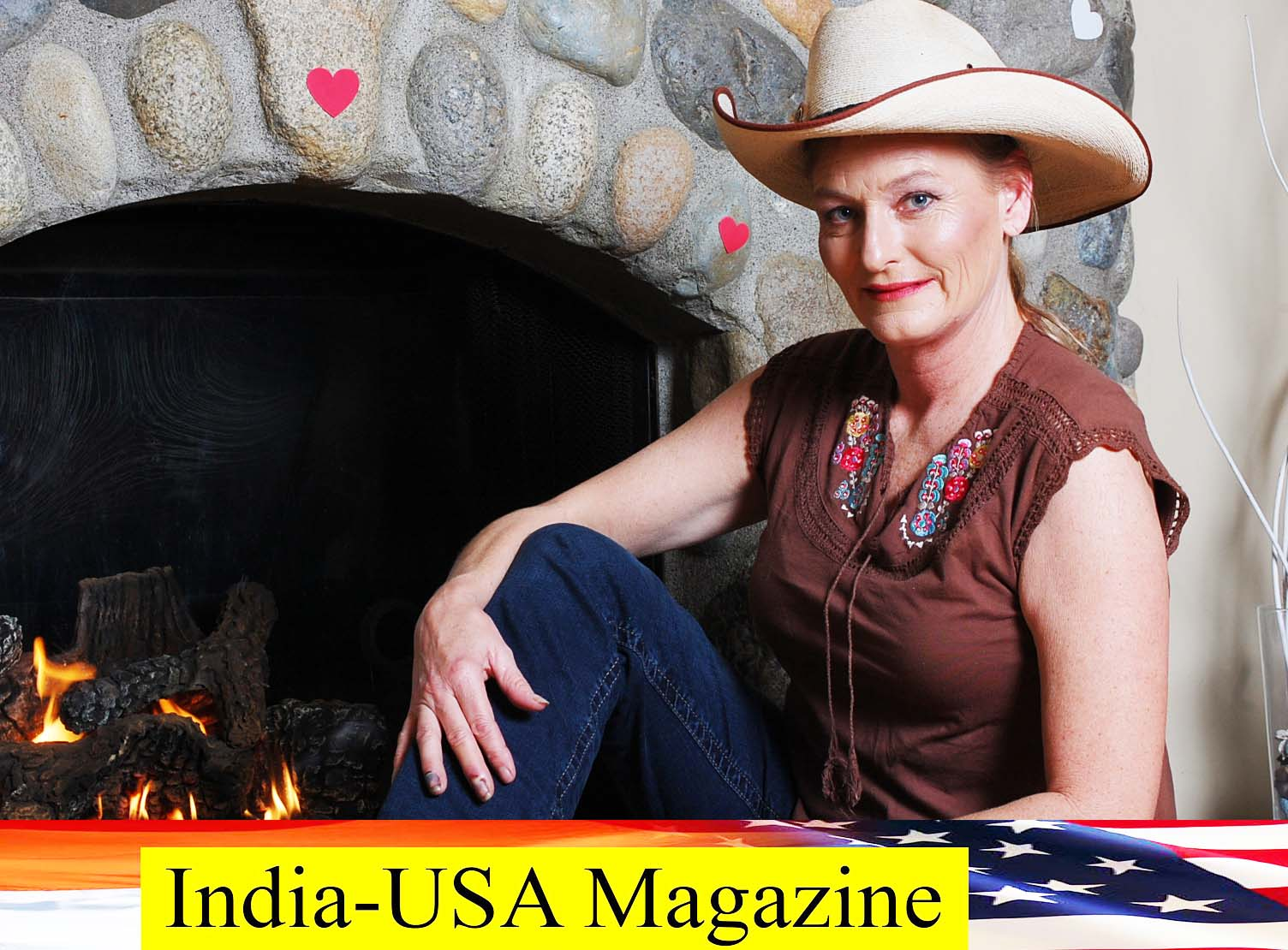 India-USA Magazine Photography
