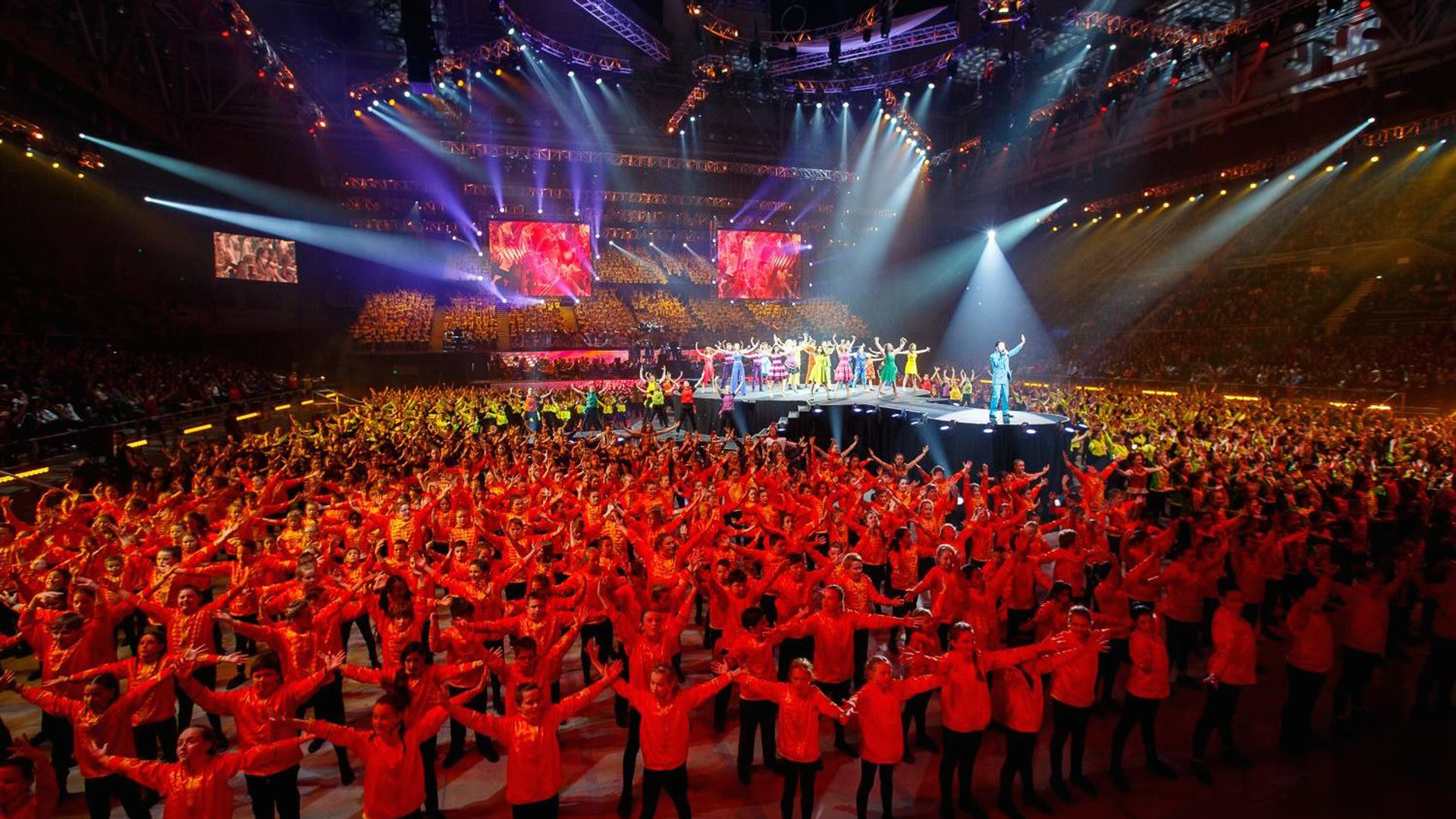 VICTORIAN STATE SCHOOLS SPECTACULAR