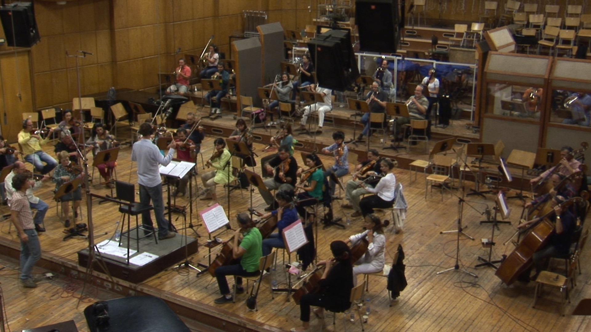 THE BULGARIAN SYMPHONY ORCHESTRA