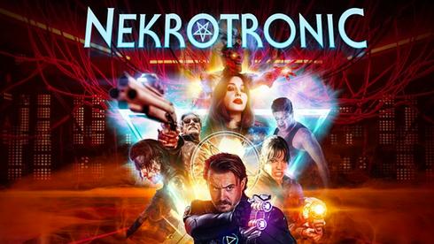 NEKROTONIC starring David Wenham and Monica Belucci