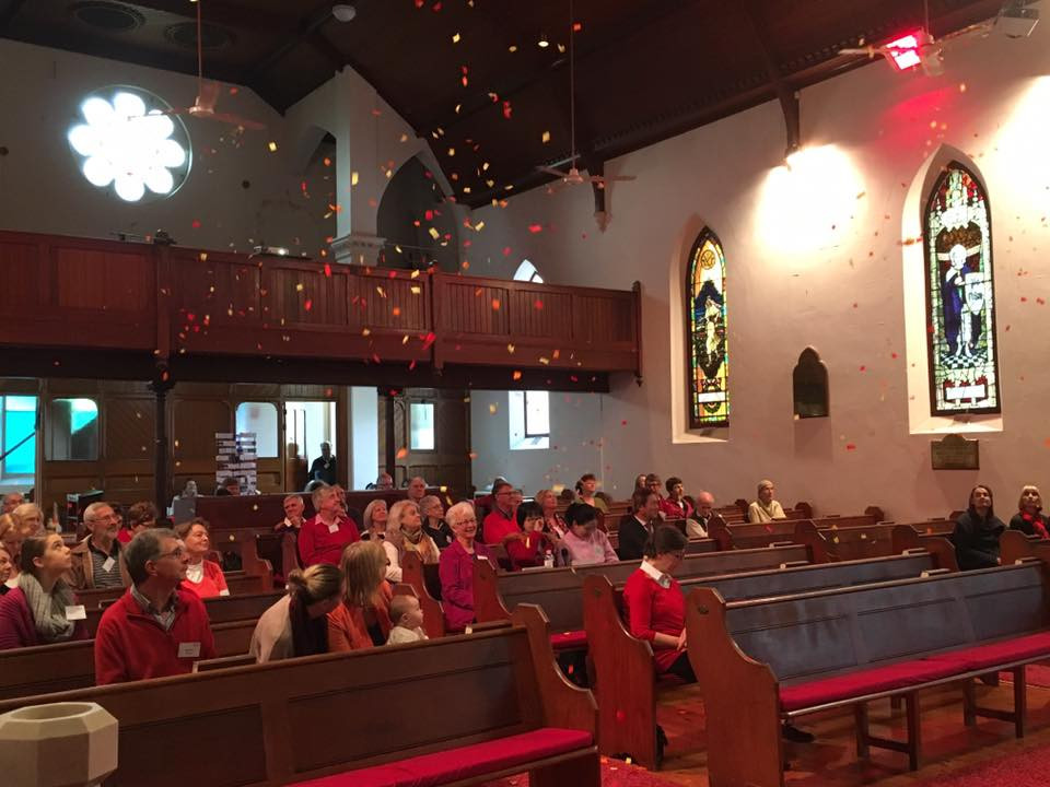 Sunday 29th November 10am - worship with us here