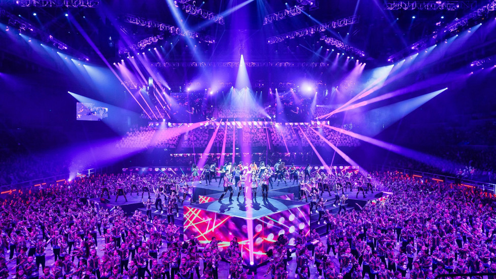 THE VICTORIAN STATE SCHOOLS SPECTACULAR