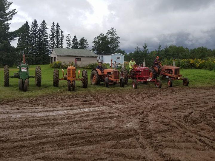 Mud pullers 2017