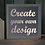 Thumbnail: Framed Create Your Own Design Mood Light Papercut