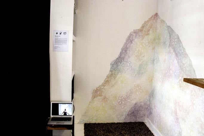 Pitonia, Galerie de l'Etale