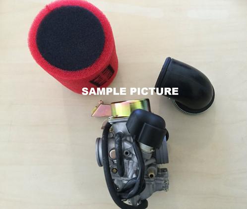 Uni Filter Adapter / Elbow 250cc